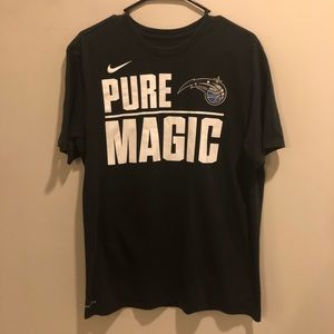 Nike Dri-fit NBA Orlando Magic shirt black
